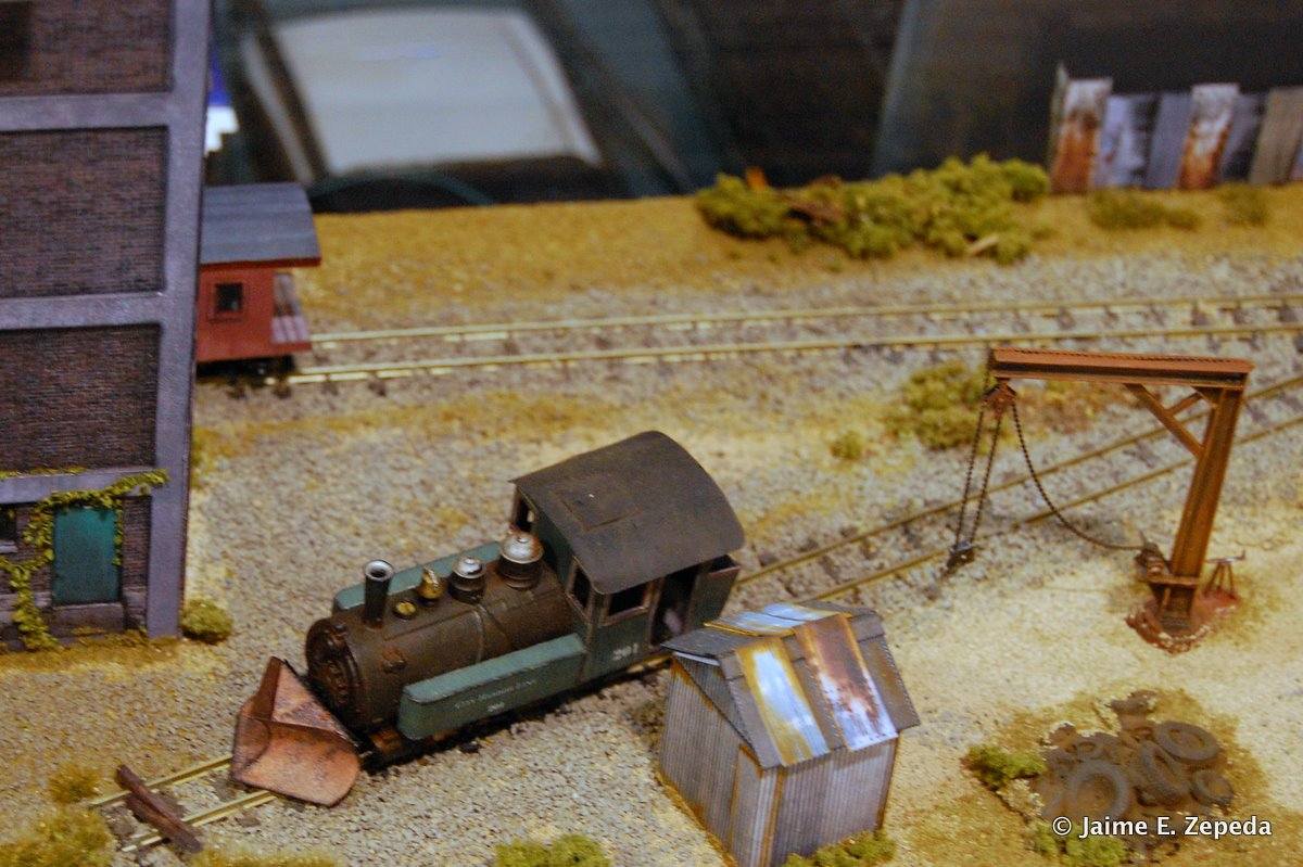 Model Railroad Forums • View topic - 2010 National Narrow